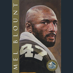 Mel Inducted Into NFL Hall of Fame